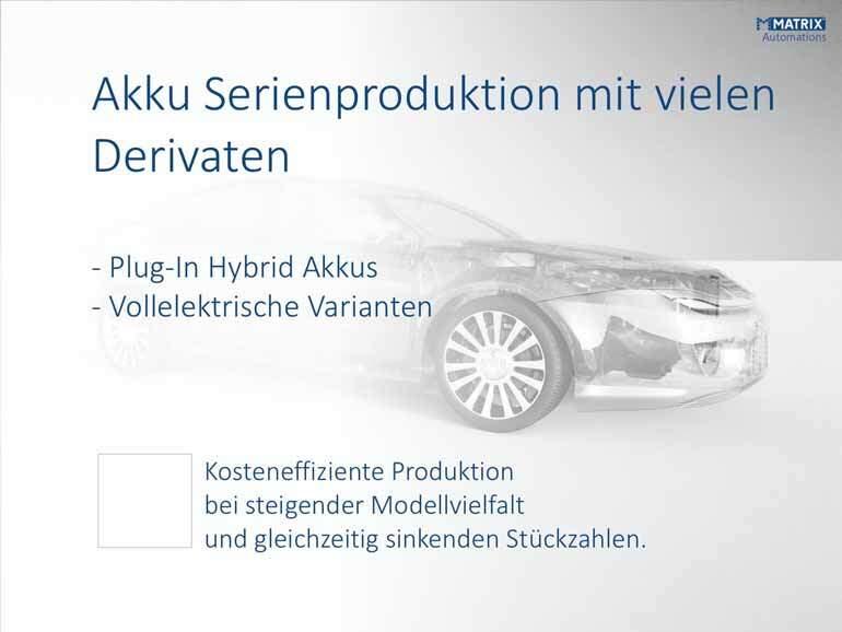 FLEX-Clamp Serienproduktion-Akku