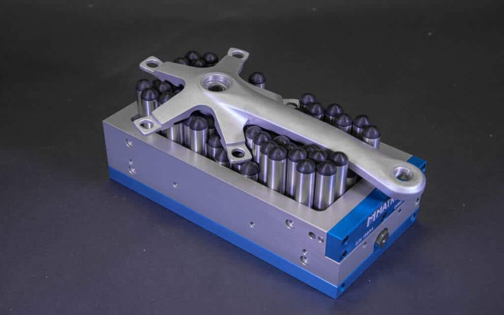 X-PAD Spannsysteme